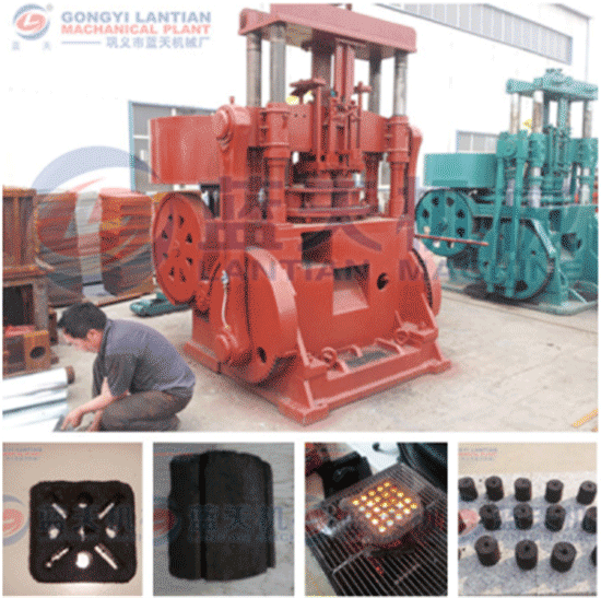 BBQ charcoal machine supplier