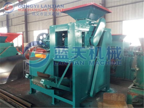 Lignite coal ball press machine