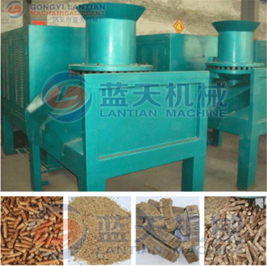 Sawdust Briquette Machine ~ Sawdust briquette machine wood