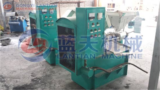 Jatropha seeds oil press machine